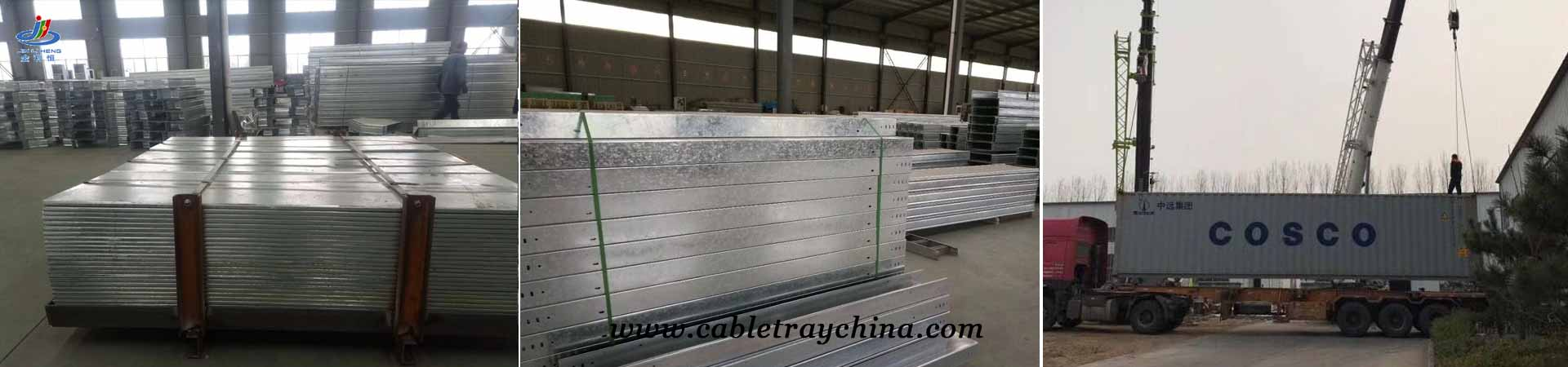 Galvanised Gi cable tray manufacturer