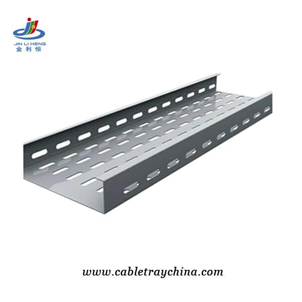Galvanised Perforated Cable Tray