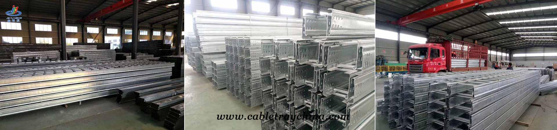 Galvanised cable ladder manufacturer