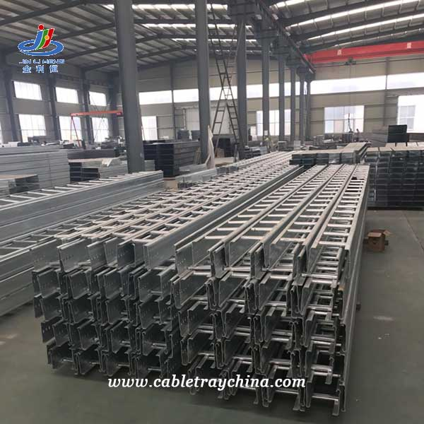 Hot Dip Galvanized Cable Ladder for Integrated Forest Pulp and Paper Project In Laos