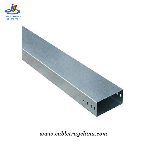 galvanised steel cable trunking