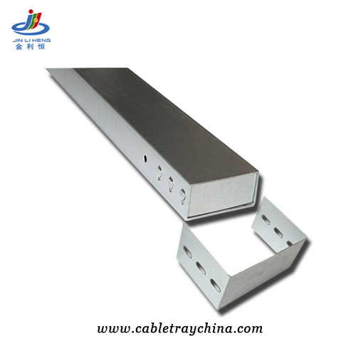 galvanised trunking