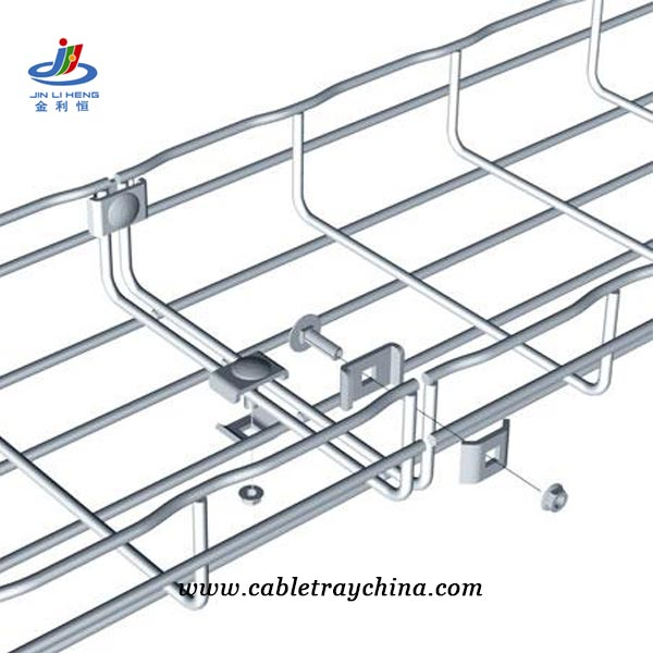 high quality wire mesh cable tray