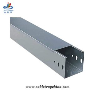 hot dip galvanised cable trunking