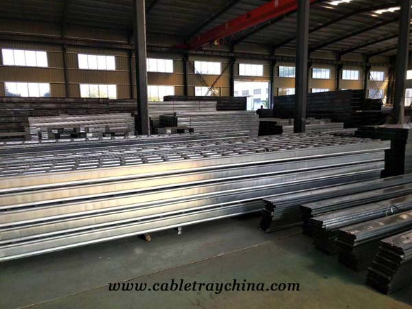 hot dip galvanized cable ladder factory