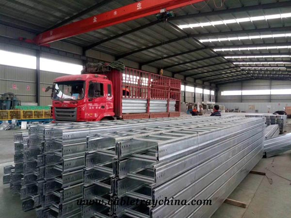 hot dip galvanized cable trunking factory