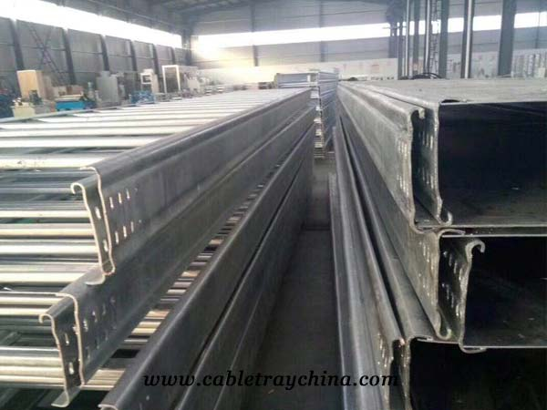 hot dip galvanized perforated cable tray factory
