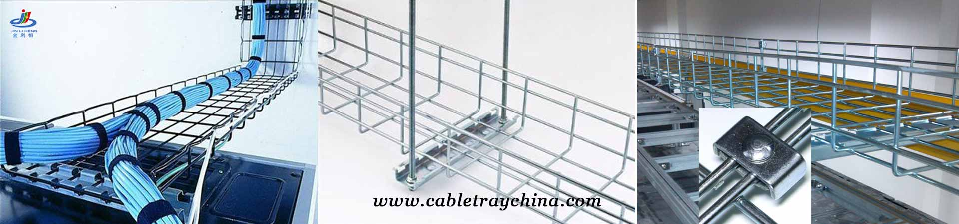 stainless steel wire mesh cable tray manufacturer