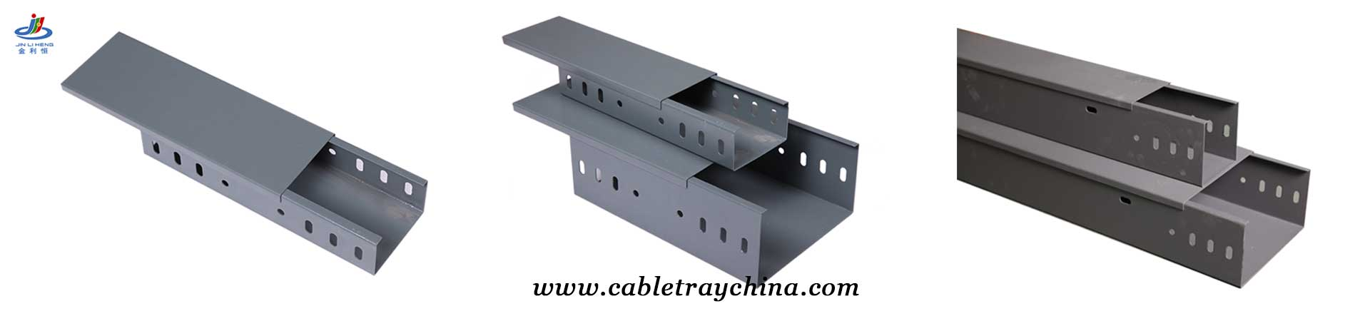 Powder Coated Galvanised Cable Trunking Products
