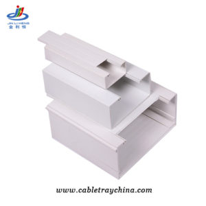 white pvc trunking price