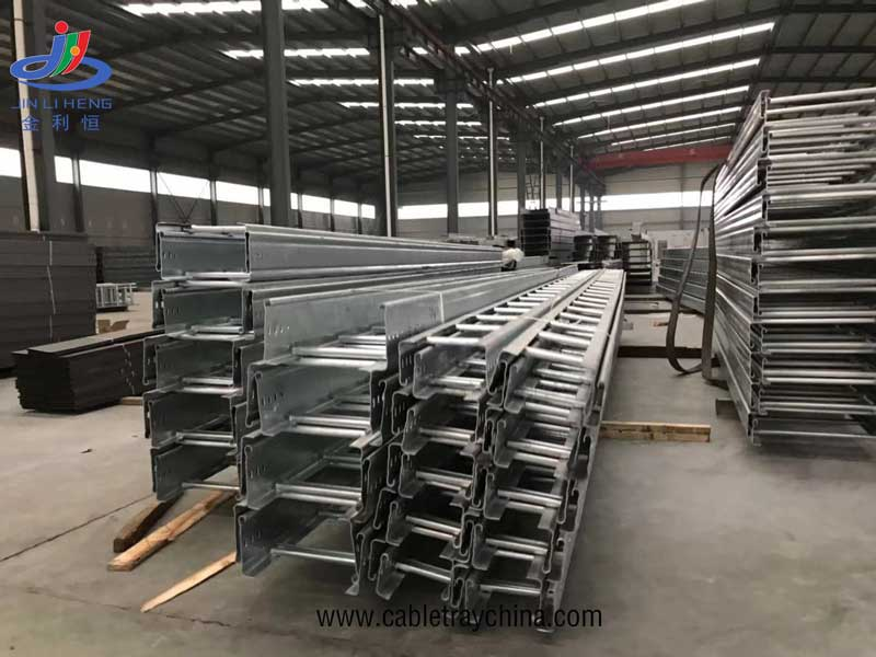 Ladder Cable Tray For Saudi Arabia Airport Engineering