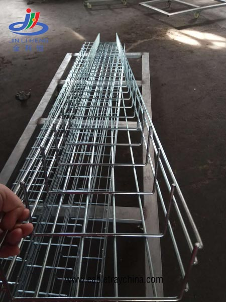 Steel Wire Tray for Pharmaceutical industry workshop construction in Inner Mongolia