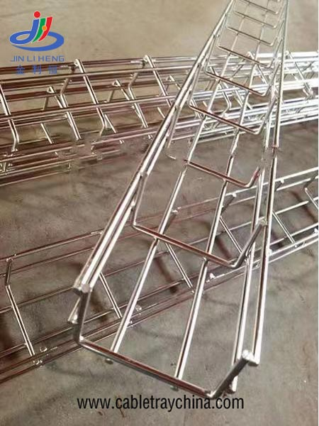Steel mesh Wire Tray for Pharmaceutical industry workshop construction in Inner Mongolia